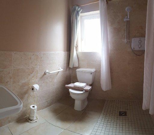 Robertstown, Irlanda: Newly refurbished bathroom/wetroom