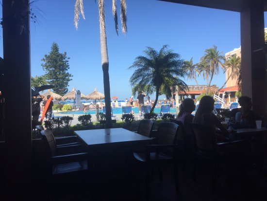 Boca Sands Grille St Pete Beach