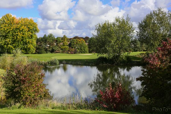 Garden Golf de Cergy Pontoise