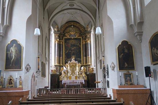 Allerheiligenkirche am Kreuz