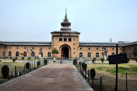 Jama Masjid Mosque: Inside Masjid