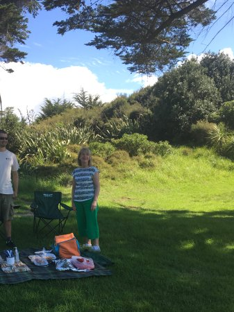 Habitat Tours: Excellent picnic lunch, thanks Pamela