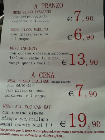 Cinisello Balsamo, Italien: Ye's Sushi & Grill