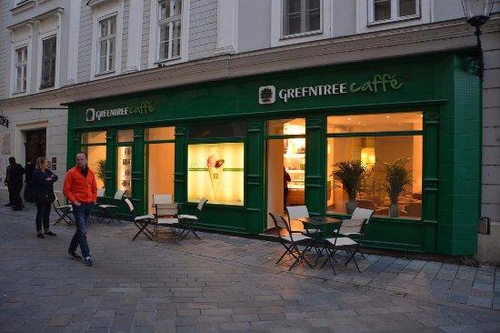Greentree Café : Vue extérieure