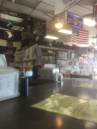 Veterans Cafe Myrtle Beach