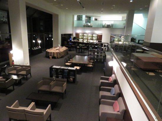 Bandai-machi, اليابان: ホテルの一階ロビー