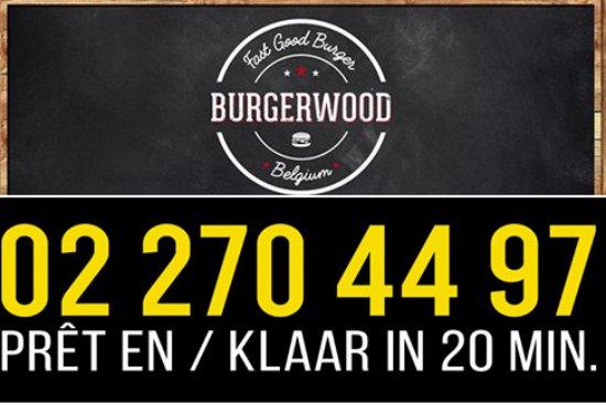 Vilvoorde, Belgium: Un peu plus de temps pour déguster, mais au moins on sait ce qu'on mange.