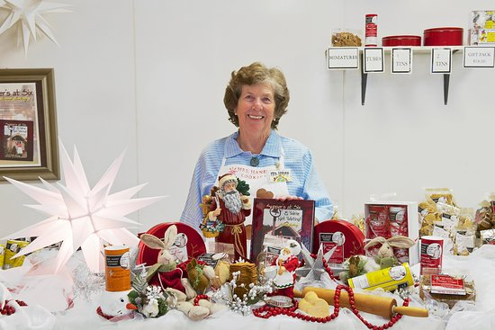 Mrs. Hanes' Moravian Cookie Factory