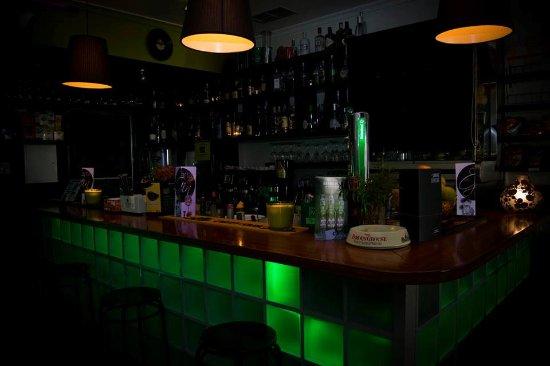 Benavente, Portugal: O Gasolinas define-se por um serviço de cafetaria, restaurante & bar, a qualquer hora do dia.