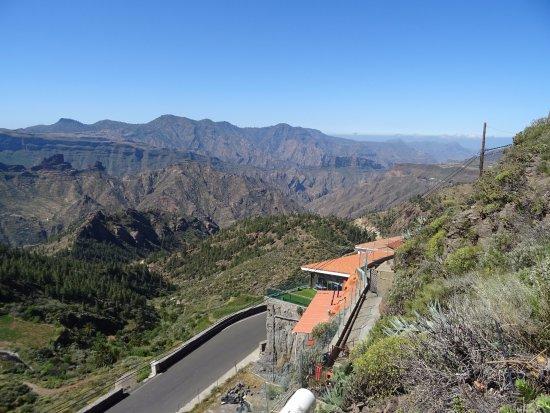 Artenara, Spain: Mirador de Unamuno