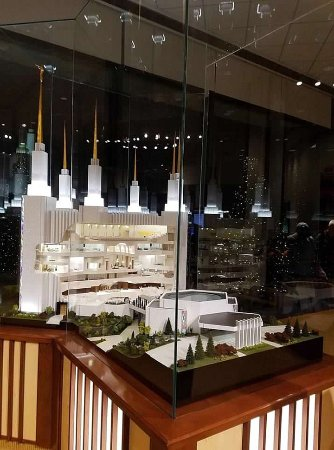 Kensington, MD: Temple Model