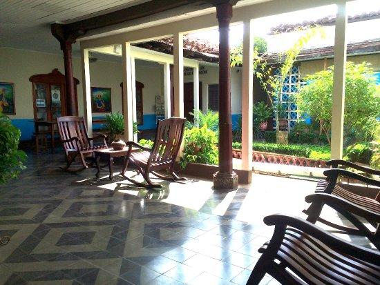 nice tile floors picture of harvest house nicaragua leon rh tripadvisor com