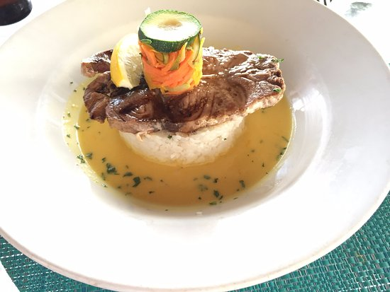 Silver Sands, Barbados: Fish for lunch