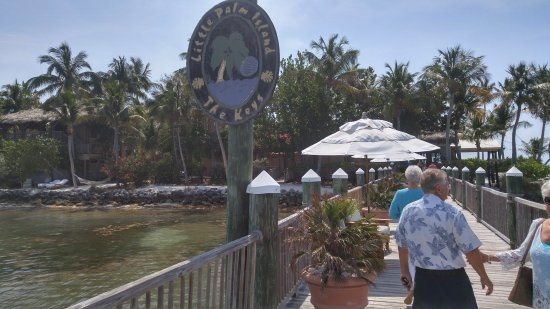 The Dining Room at Little Palm Island - Picture of The Dining Room ...