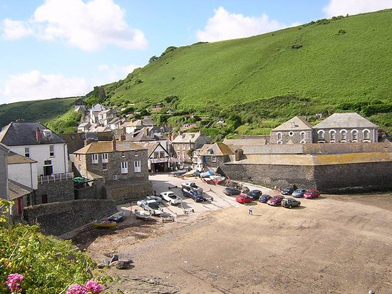 Par, UK: Day trip to Port Isaac.