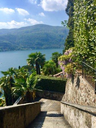 Monte San Salvatore: Von SanSalvatore nach Morcote