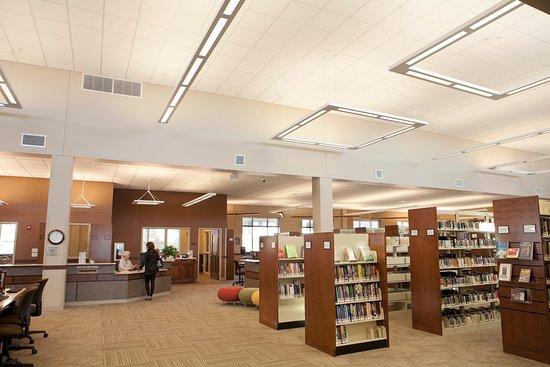 Mahomet Public Library