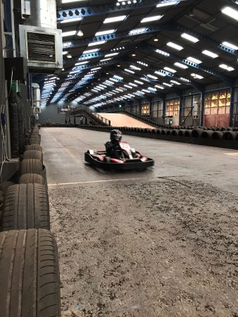 Mersey Go Karting Northwest