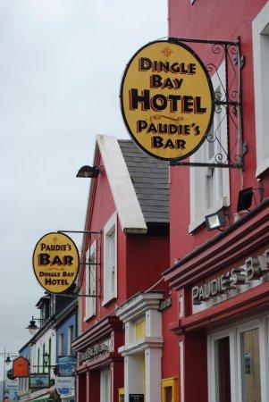 Dingle Bay Hotel Restaurant Menu