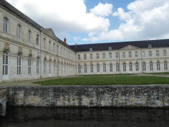 Abbey of Bec-Hellouin Photo