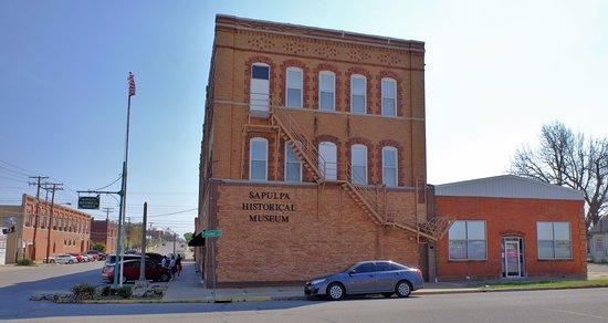 Sapulpa, Οκλαχόμα: A splendid building