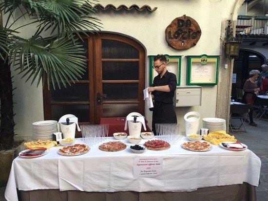 Inn Grutli: Grand reopening aperitivo