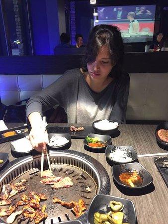 Auburn, AL: descubriendo la comida koreana