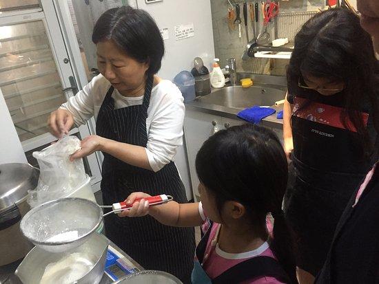 Ivy's Kitchen Cooking Class照片