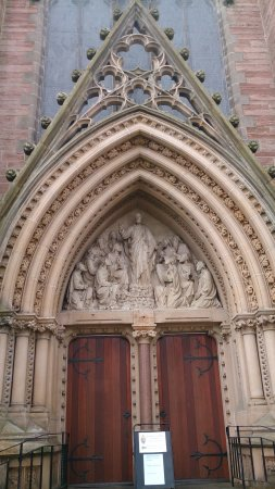 Inverness Cathedral: outside