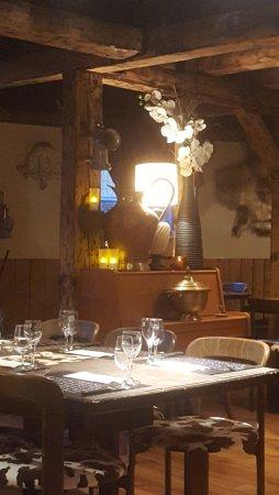 Champéry, Suíça: ambiance au Farinet Champery
