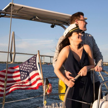 Charleston Sailing Private Day Charters : Picture perfect!