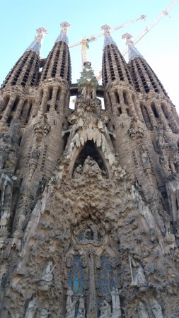 basilica of the sagrada familia beleza