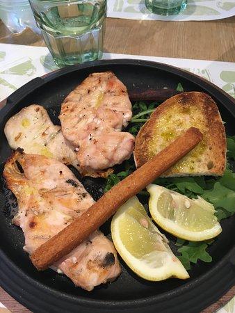 Foiano Della Chiana, Italy: Petto di pollo