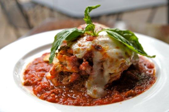Plymouth, MI: House Made Lasagna