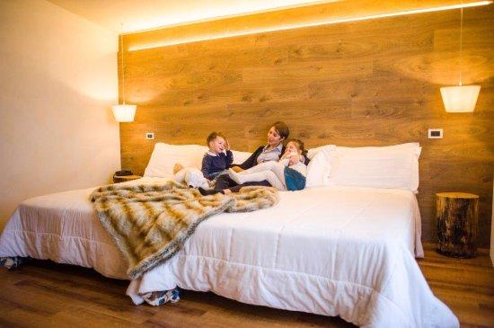 Hotel Miramonti: CAMERA DEL BOSCO