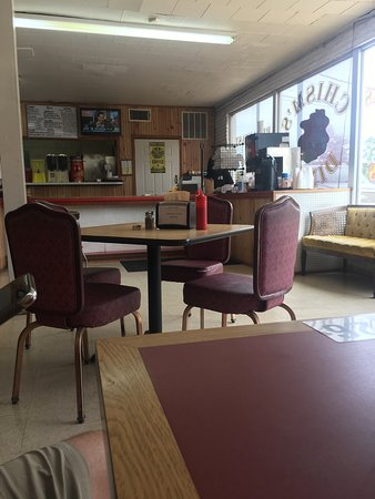 Brookhaven, MS: Chism's Diner