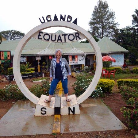 Central Region, Uganda: Equator