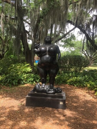 Picture of the sydney and walda besthoff - Sydney and walda besthoff sculpture garden ...