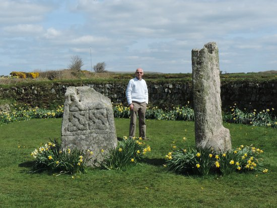 St Cleer, UK: King Doniert's Stones
