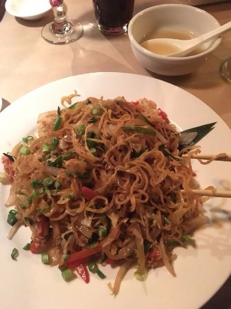 Orem, UT: Yakisoba and remnants of the miso
