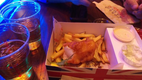 Img 20170414 191511 picture of gordon ramsay for Gordon ramsay las vegas fish and chips