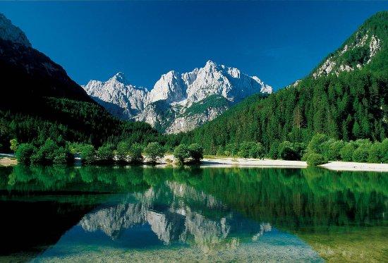 Apartments Helena: lakes Jasna - triglav national park