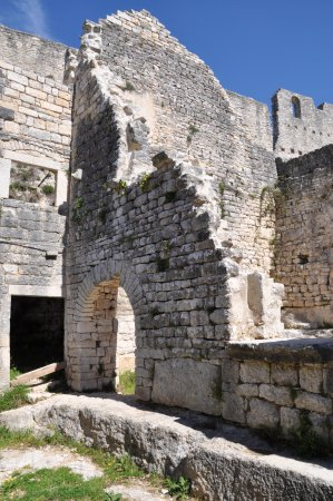 Kanfanar, Croatia: Dvigrad