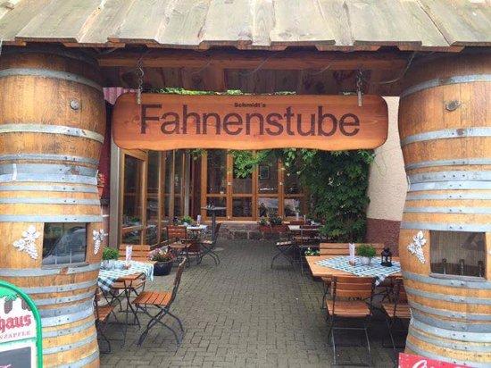 Malterdingen, Germany: Fahnenstube