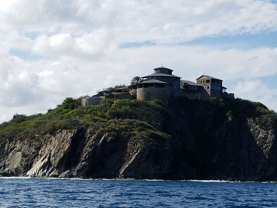 Castle of your dreams offshore bvi picture of island time power
