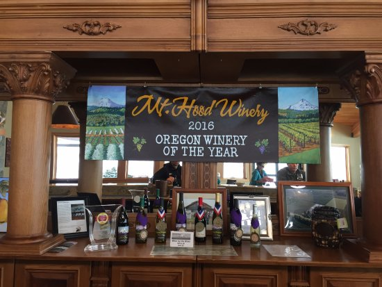 Hood River, OR: The Tasting Bar