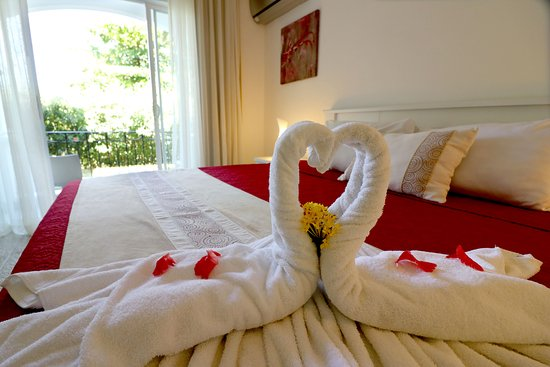 Shana By The Beach, Hotel Residence & Spa: Superior Room for two people.