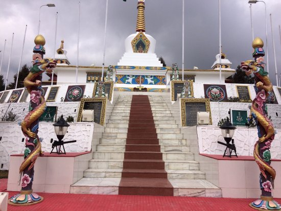 ‪Tawang War Memorial‬