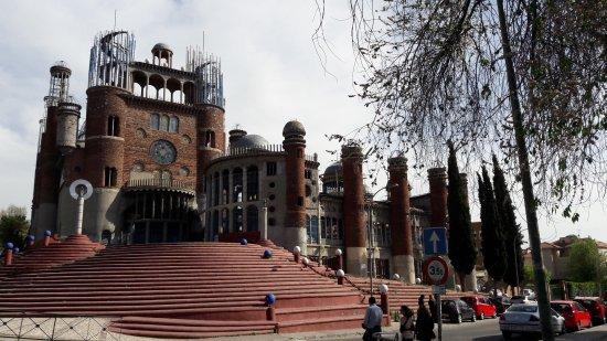 Mejorada del Campo, Espagne : Catedral de Justo Gallego, dedicada a la Virgen del Pilar