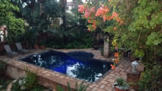 Terra Casa: Private pool in the garden